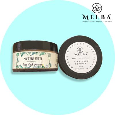 Multani Mitti - Face Pack Powder (50gm)