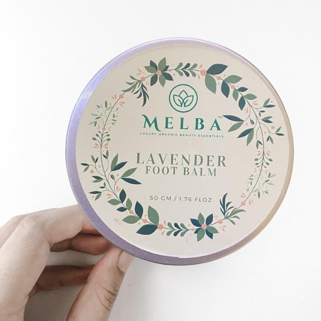 Lavender Foot Balm (50 Gm)