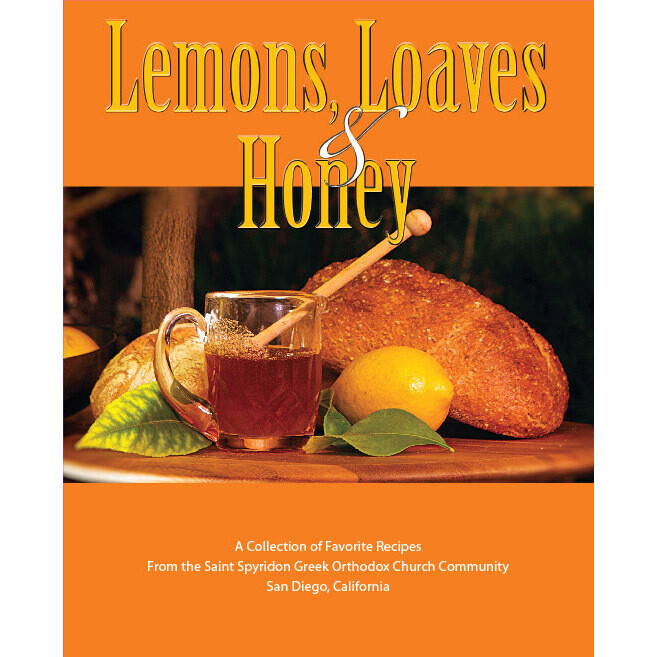 Lemons, Loaves & Honey cookbook