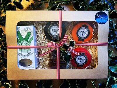 Welsh Cheese Gift Box