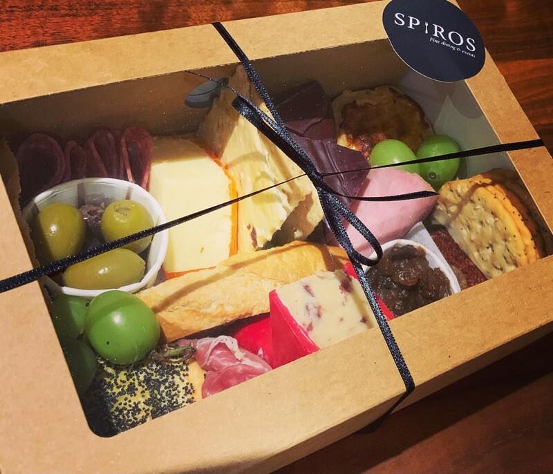 Spiros Grazing Box for 2
