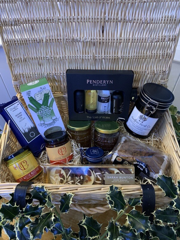Welsh Christmas Hamper