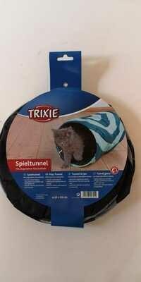 Trixie Spieltunnel, Polyester, ø 25 × 50 cm in 2 Farben erhältlich