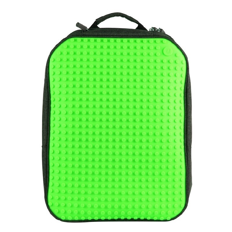 Пиксельный рюкзак Canvas Classic Pixel Backpack Зеленый