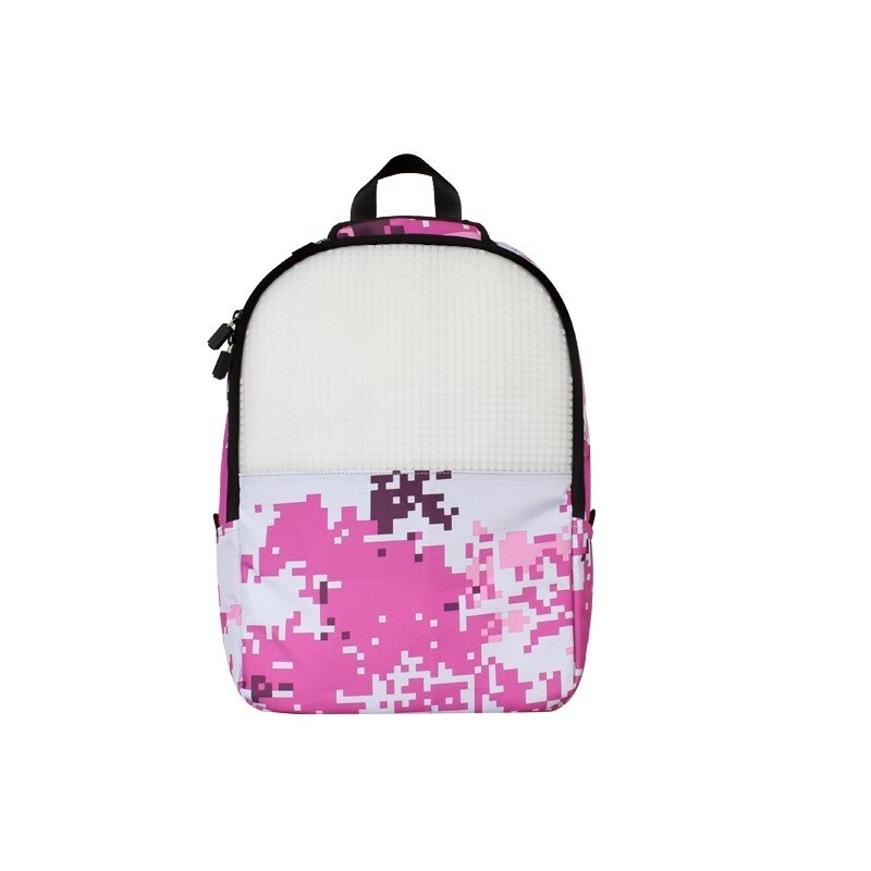 Рюкзак камуфляж Camouflage Backpack Розовый