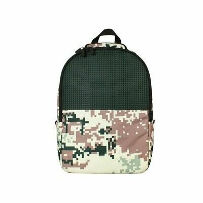 Рюкзак камуфляж Camouflage Backpack Зеленый