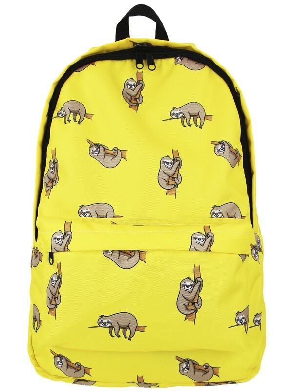 Рюкзак с ленивцами
