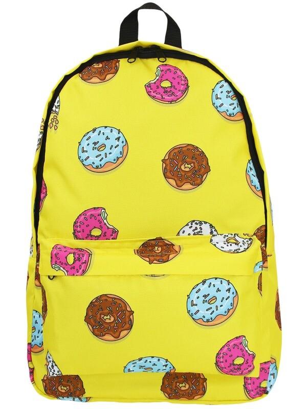Рюкзак с пончиками