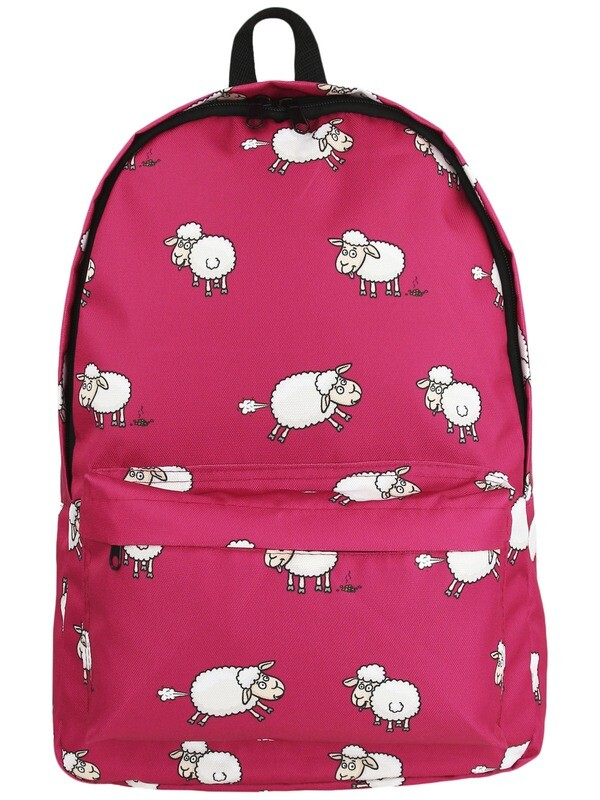 Рюкзак с овцами