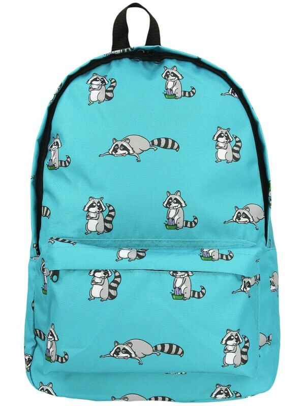 Рюкзак с енотами