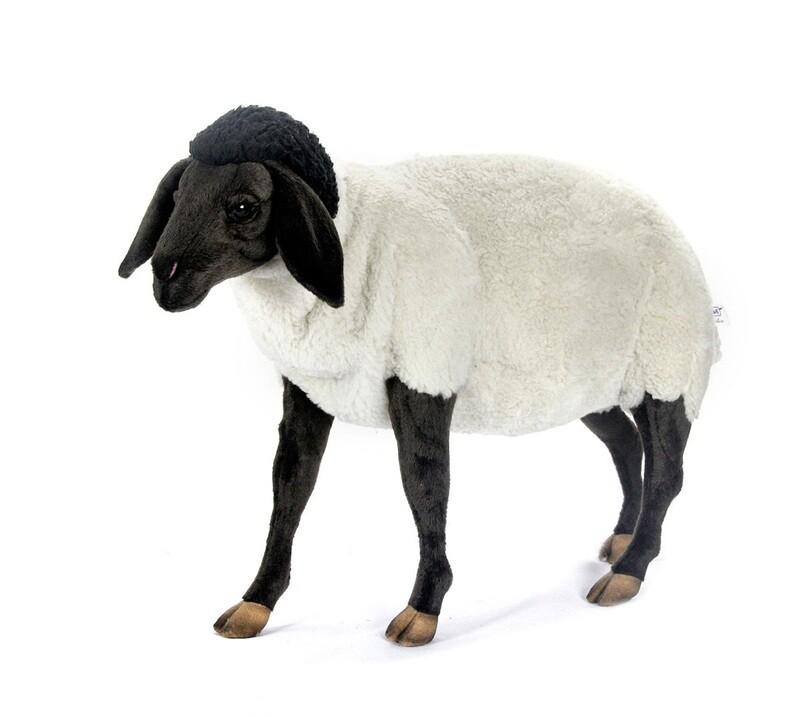 Суффолкская овечка (65см)