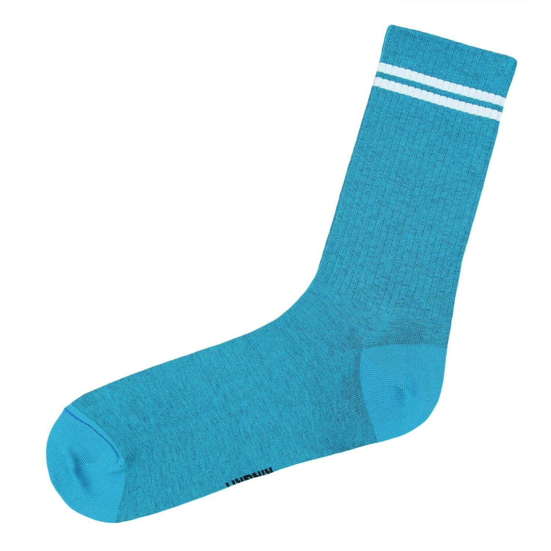 Носки Сине-Зеленые Спорт