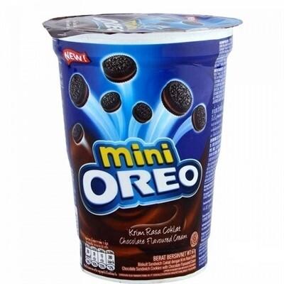 Печенье Oreo mini  (шоколад) 61,3 гр