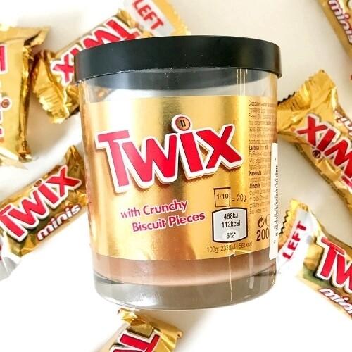 Шоколадная паста Twix 200 гр