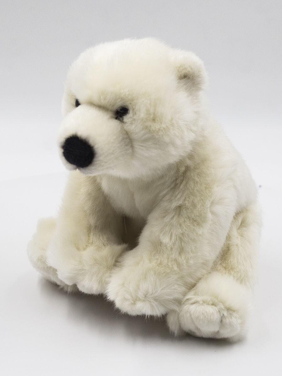 Медведь полярный (24см)