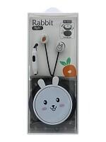 """Наушники """"Кролик с морковкой"""""""