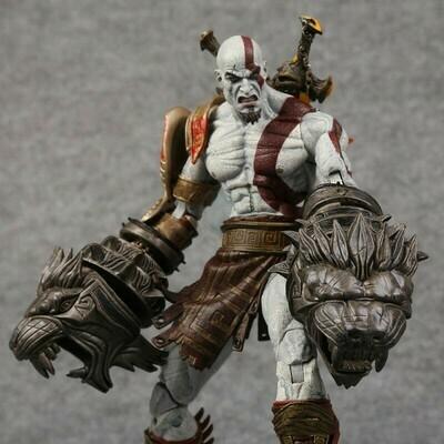 Кратос (God of War 3)