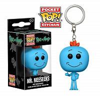 Брелок Pocket POP Keychain Rick & Morty Mr. Meeseeks