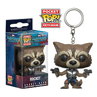 Брелок Pocket POP Keychain Guardians of the Galaxy Rocket vol2