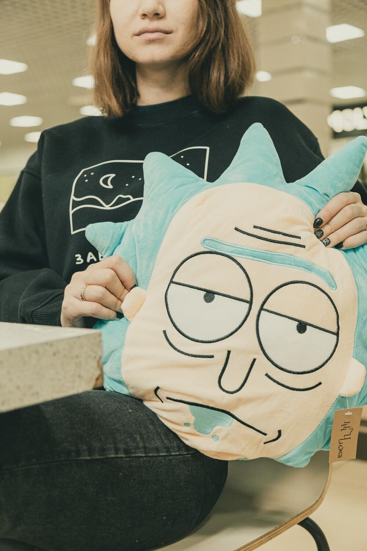 """Подушка """"Рик"""""""