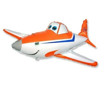 Шар фольгированный  «Самолёт»