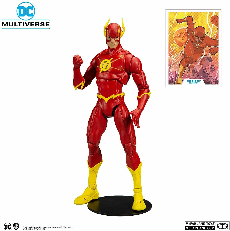 Фигурка Modern Comic Flash
