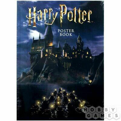 Гарри Поттер. Постер-бук