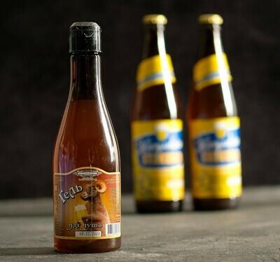 """Гель для душа """"Пиво Kozel"""""""