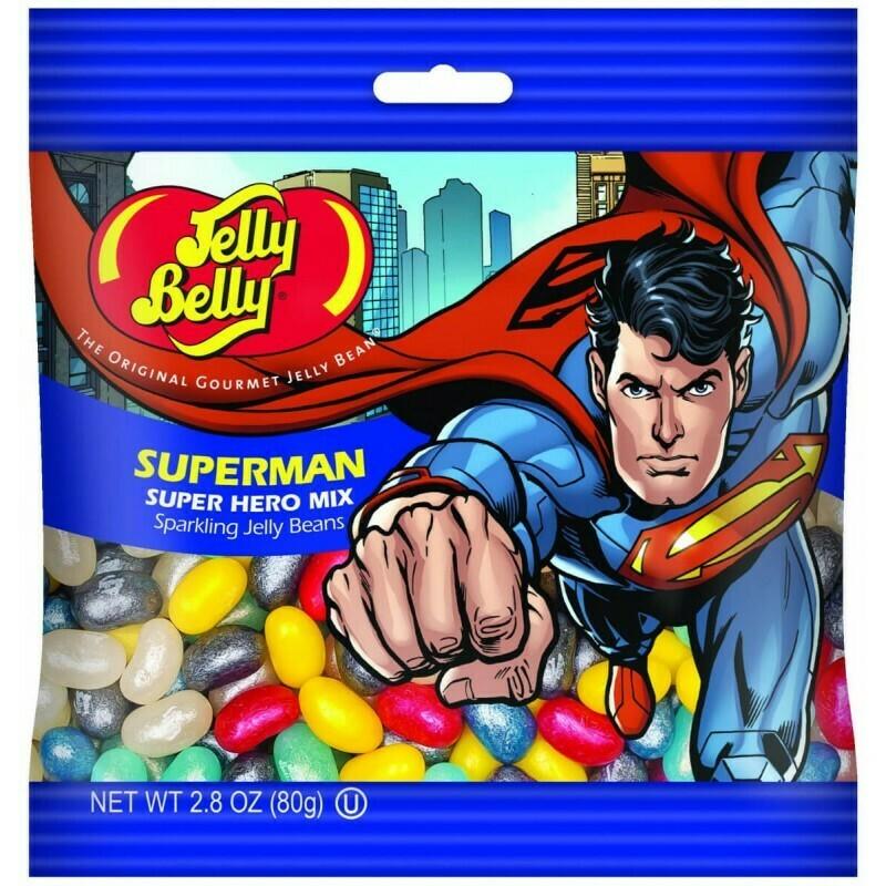 JELLY BELLY SUPER HERO SUPERMAN