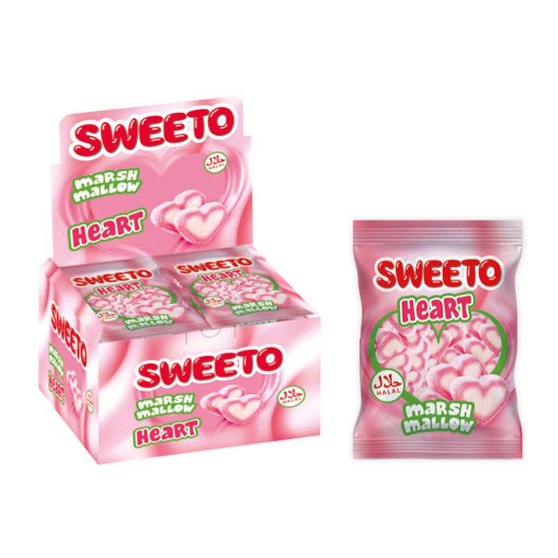 Sweeto Heart в пакетиках сердечки
