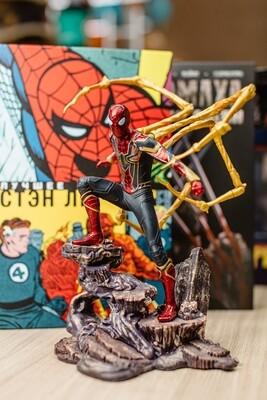 Человек-паук (Мстители: Война бесконечности)
