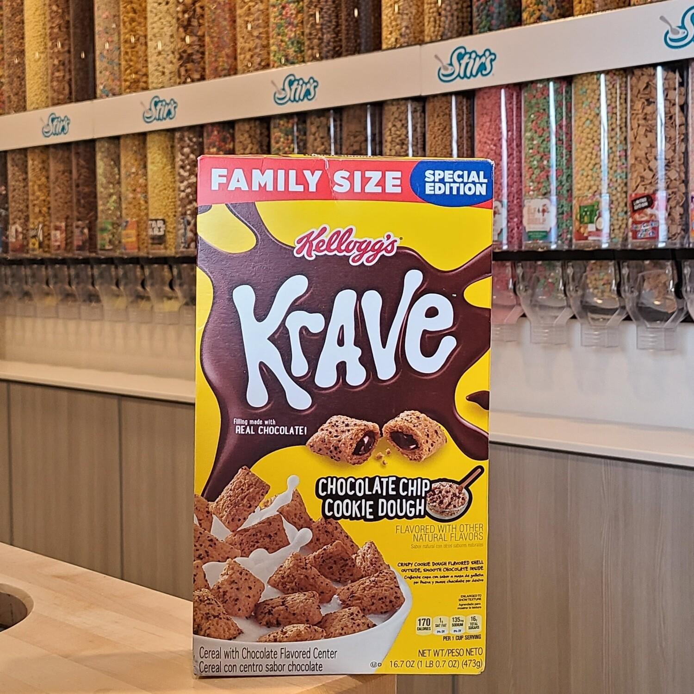 2 Krave Cookie Dough Boxes