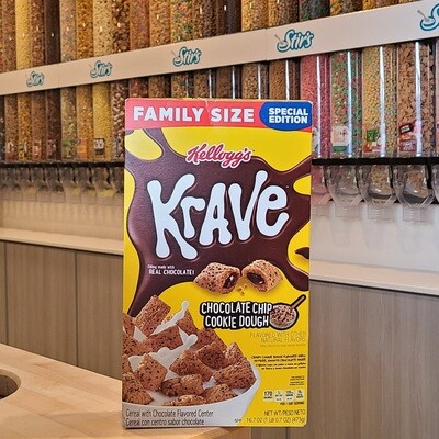2 Krave Cookie Dough Boxes