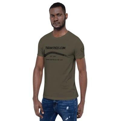 Throwsticks Short-Sleeve T-Shirt