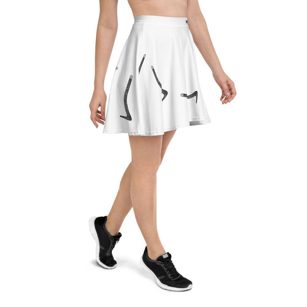 Throwsticks Women's Skater Skirt