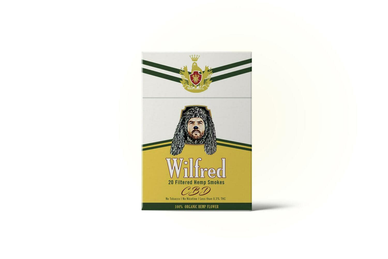 Wilfred CBD Hemp Smokes Pack