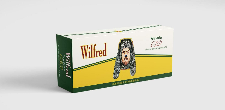 Wilfred CBD Hemp Smokes Carton