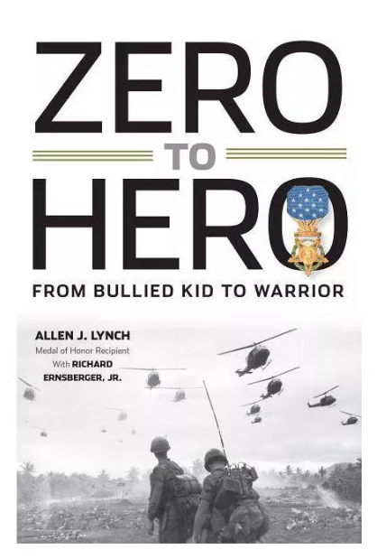 Author Signed Zero to Hero Book (Hurry, Only 5 Left)