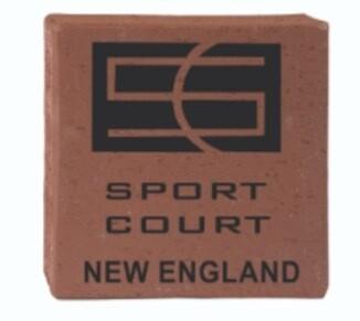 "8 x 8"" Corporate Logo Brick"