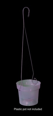 Double Wire Hanger for Plastic Pots