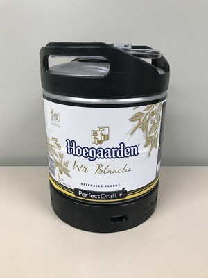 biere hoegarden blanche 4.9% fut perfecdraft