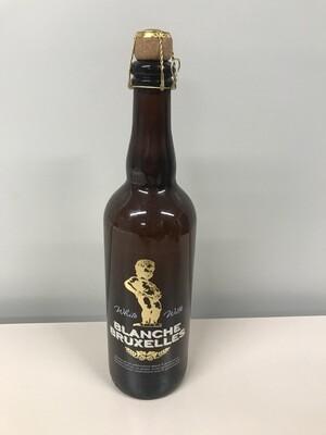 biere blanche de bruxelles 75cl