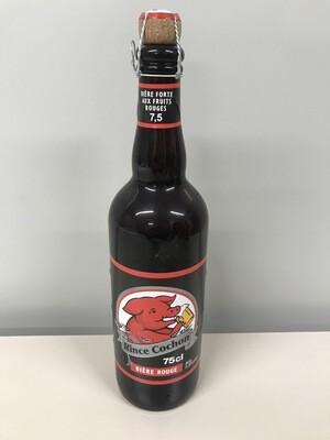 biere rince cochon rouge 75 cl 7.5%