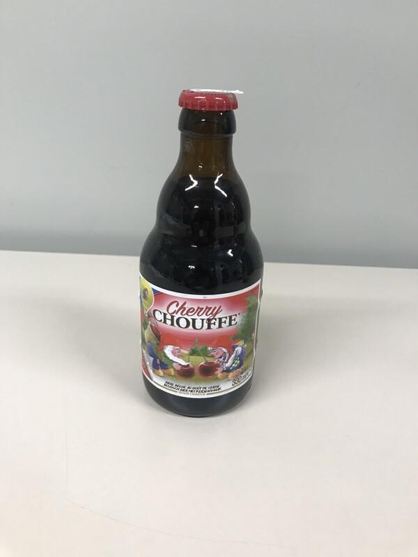 biere chouffe cerise 33cl 8%