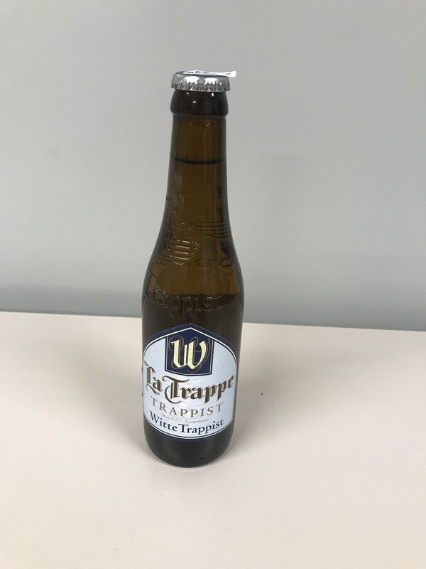 biere trappe blanche 5.5 % 33cl