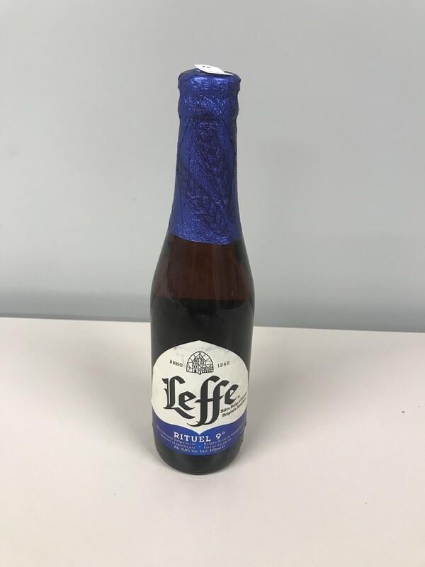 biere leffe rituel 9% 33cl
