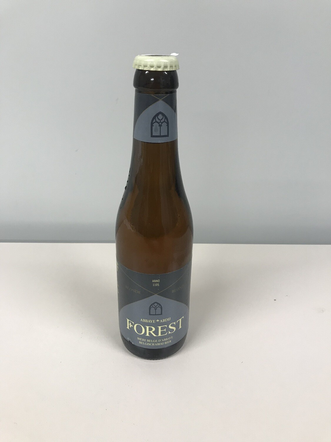 biere abbaye forest 6.5% 33cl