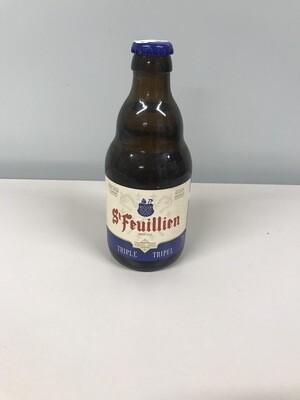 biere st-feuillien triple 8.5% 33cl