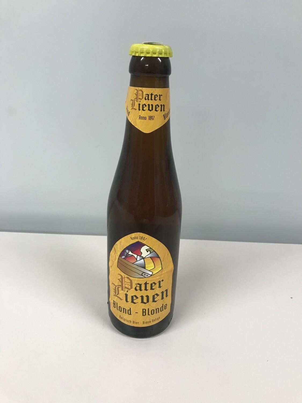 biere pater lieven blonde 6.5% 33cl