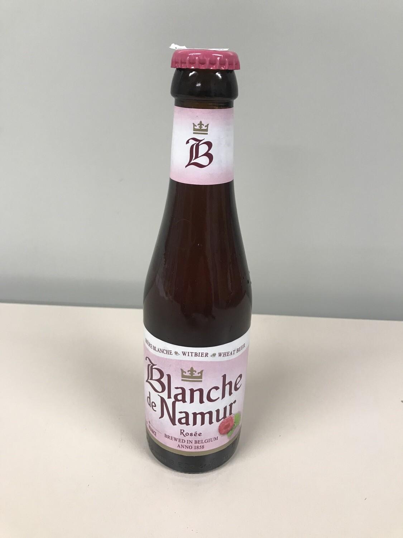 biere blanche de namur rosé 3% 33cl
